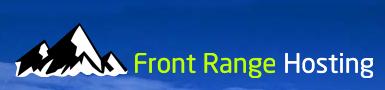 Front Range Hosting logo
