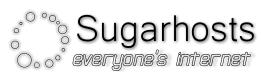 SugarHosts logo
